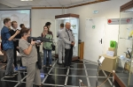 Открытие выставки «Планета творчества – позывной «Михтим»-2