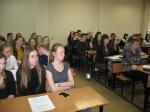 Ежегодная студенческая научно-практическая конференция 2015-1