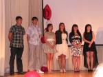 Вручение дипломов и выпускной вечер – 2014-12