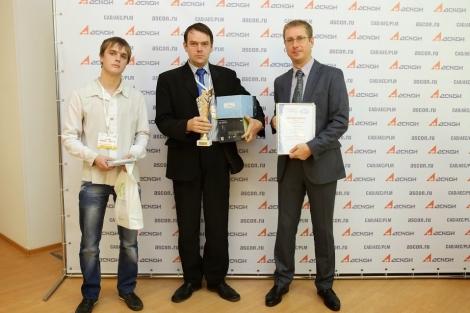 Международный конкурс «Будущие АСы КОМПьютерного 3D-моделирования – 2013»-4